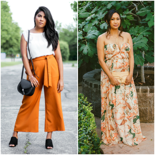 Bloggers from the Flashback Fashion Friday Linkup
