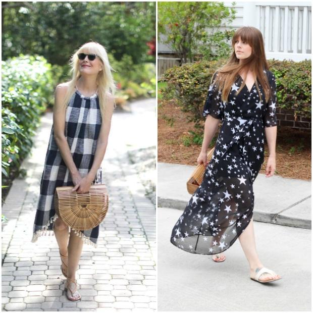 Bloggers joining the Flashback Fashion Friday Link Up