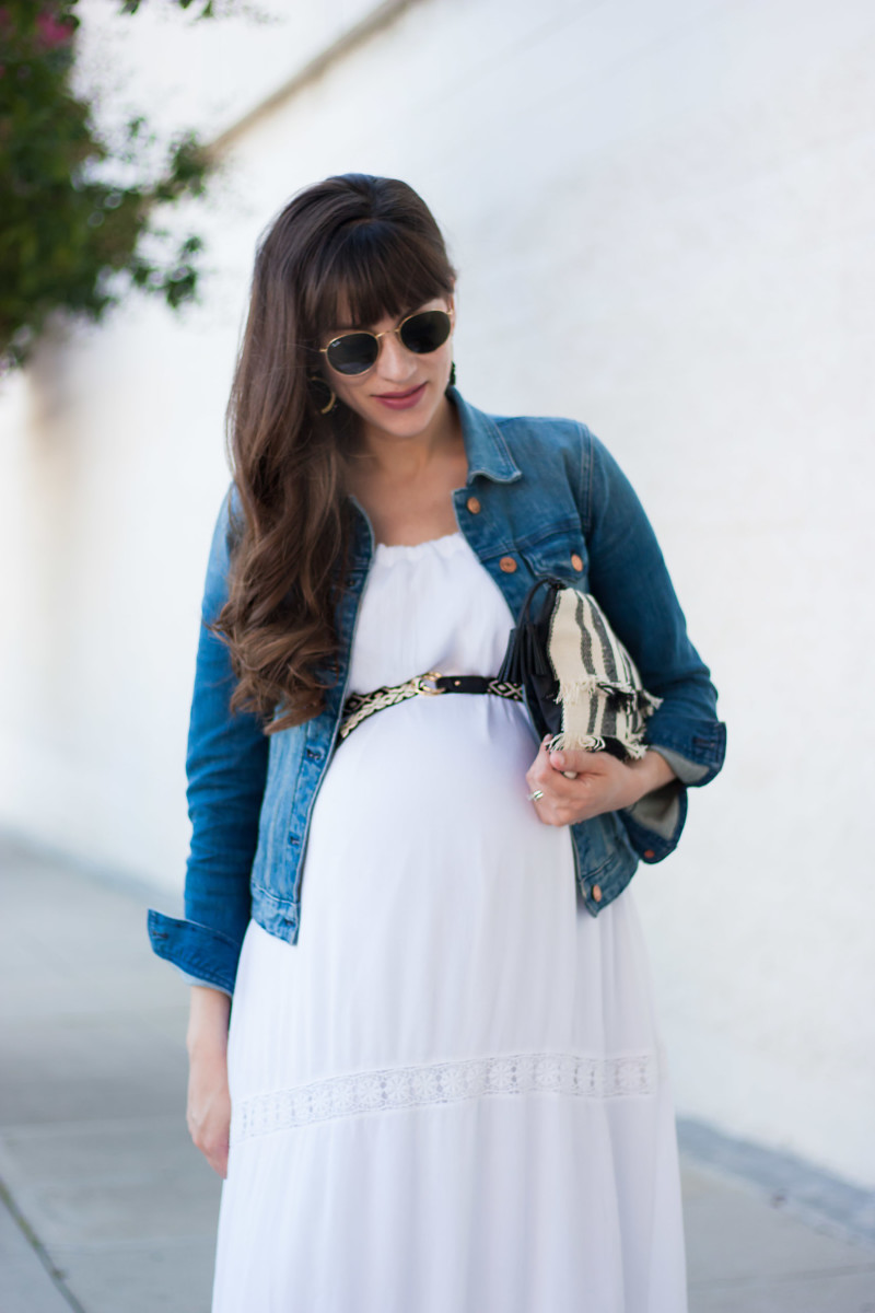 Los Angeles Fashion Blogger wearing Old Navy