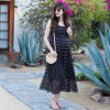 Los Angeles Style Blogger wearing Who What Wear Collection for Target