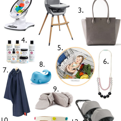 Baby Wishlist with The Baby Cubby