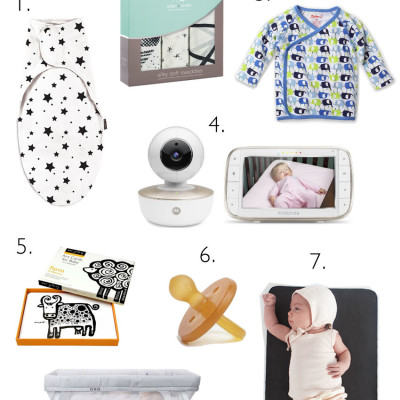 My Favorite Newborn Essentials