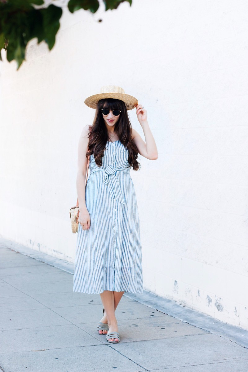 Affordable Summer Outfit from Target's Who What Wear Collection