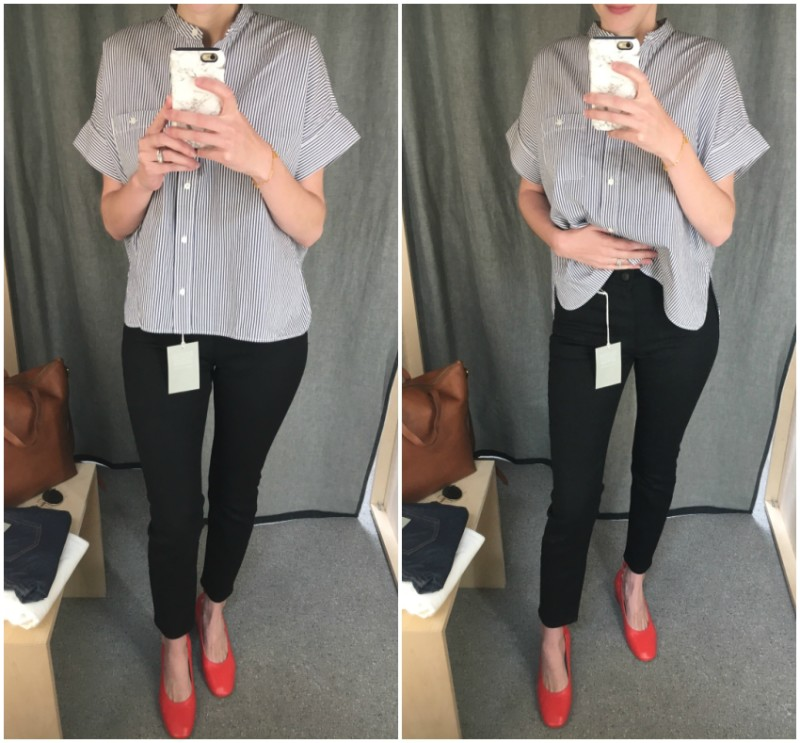 Los Angeles Blogger Everlane Review
