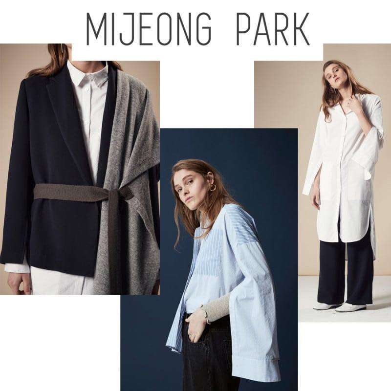 Minimalist LA Fashion Brand Mijeong Park