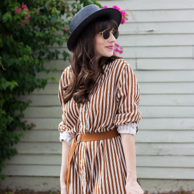 How to Style a Vintage Inspired Dress