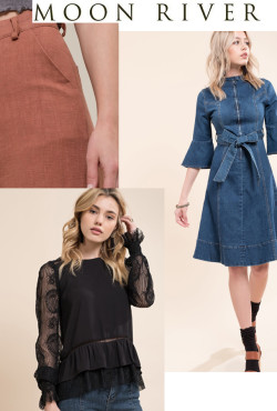 Best LA Fashion Brands Moon River
