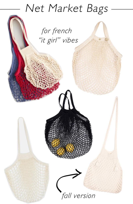 Net Market Bags