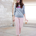Los Angeles Style Blogger wearing an Old Navy preppy outfit