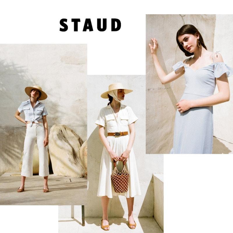 Best LA Fashion Brand Staud