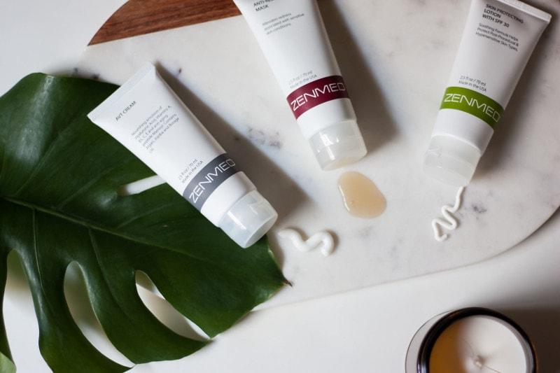 ZenMed Skincare Trio