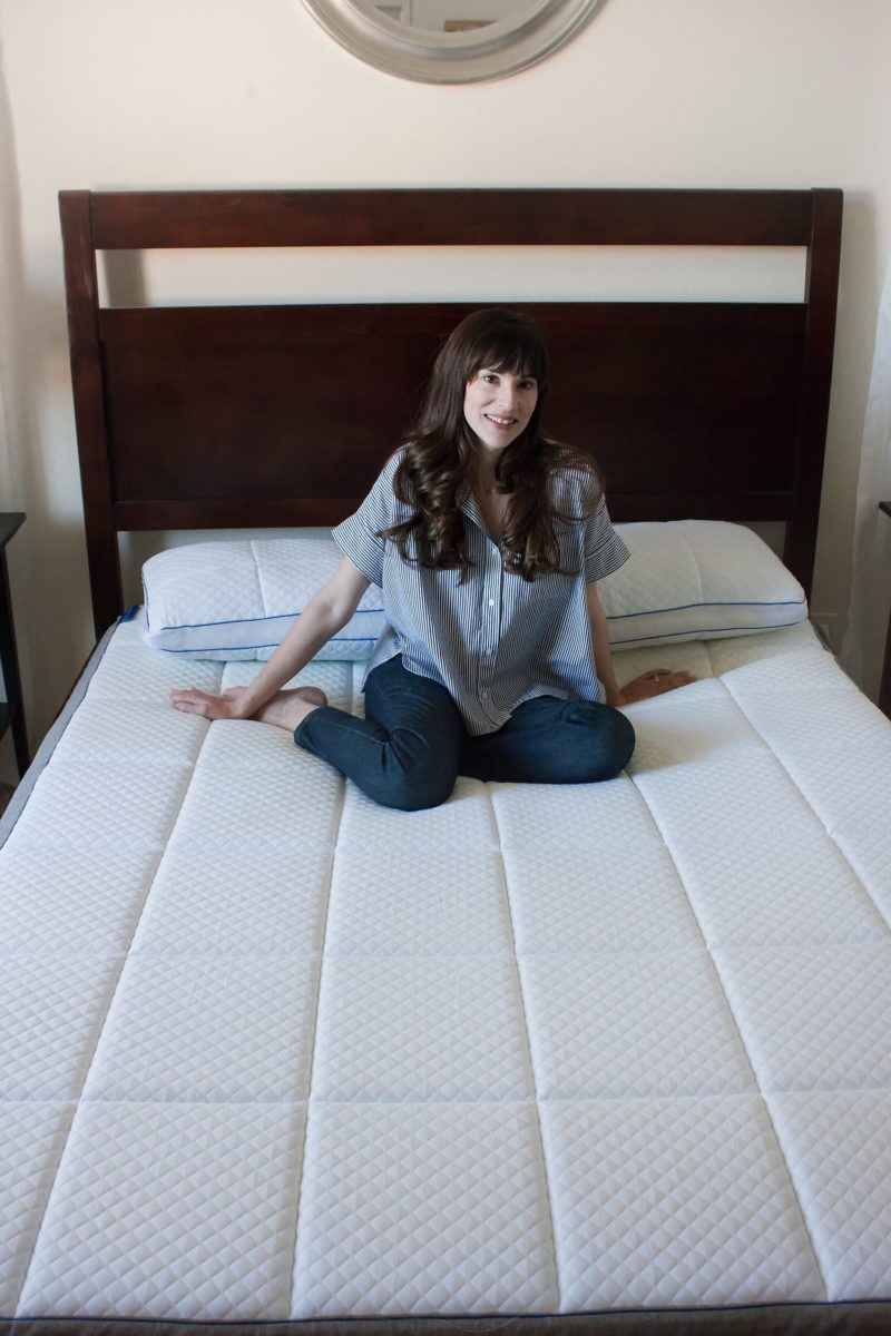 NECTAR Mattress in a box review