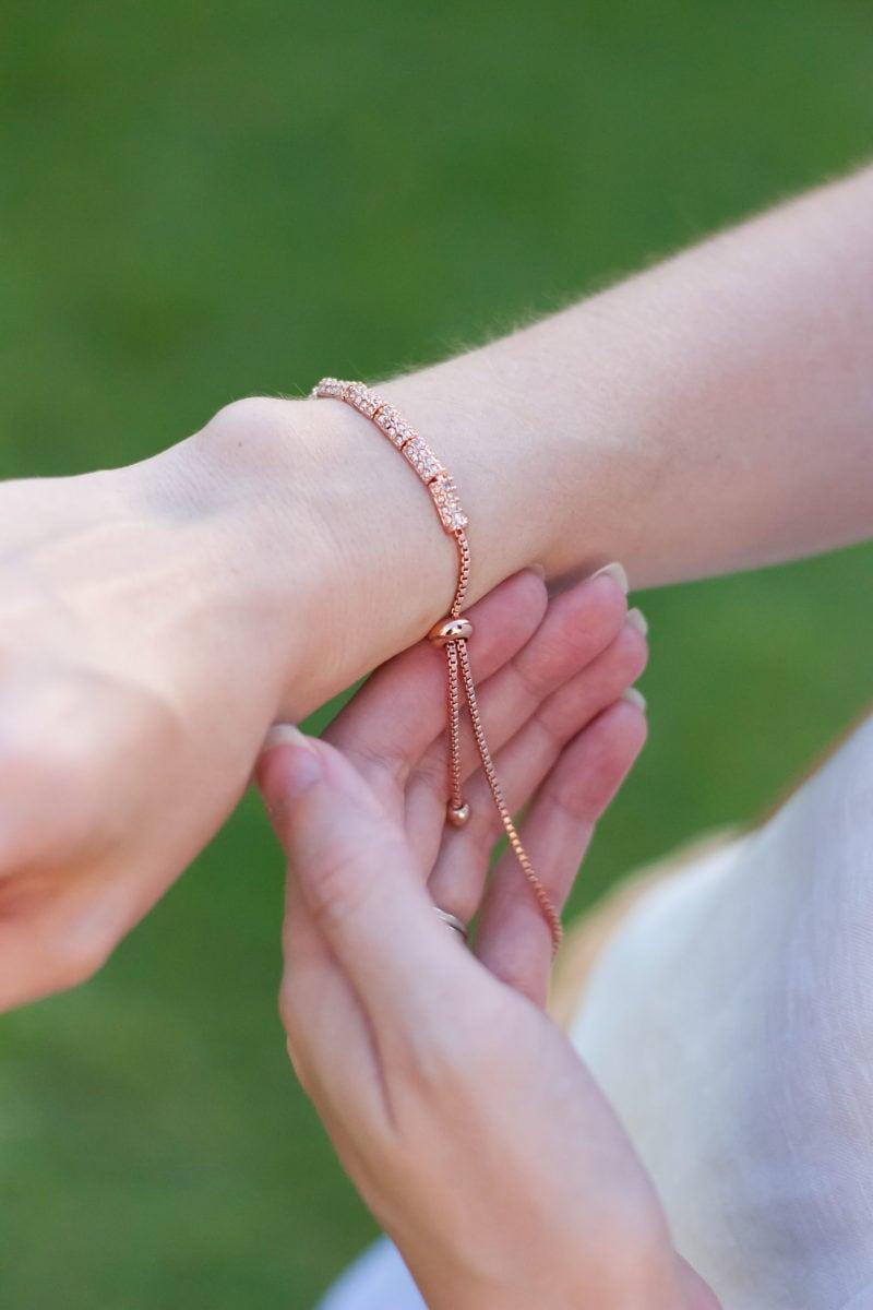 Premier Designs rose gold Bracelet