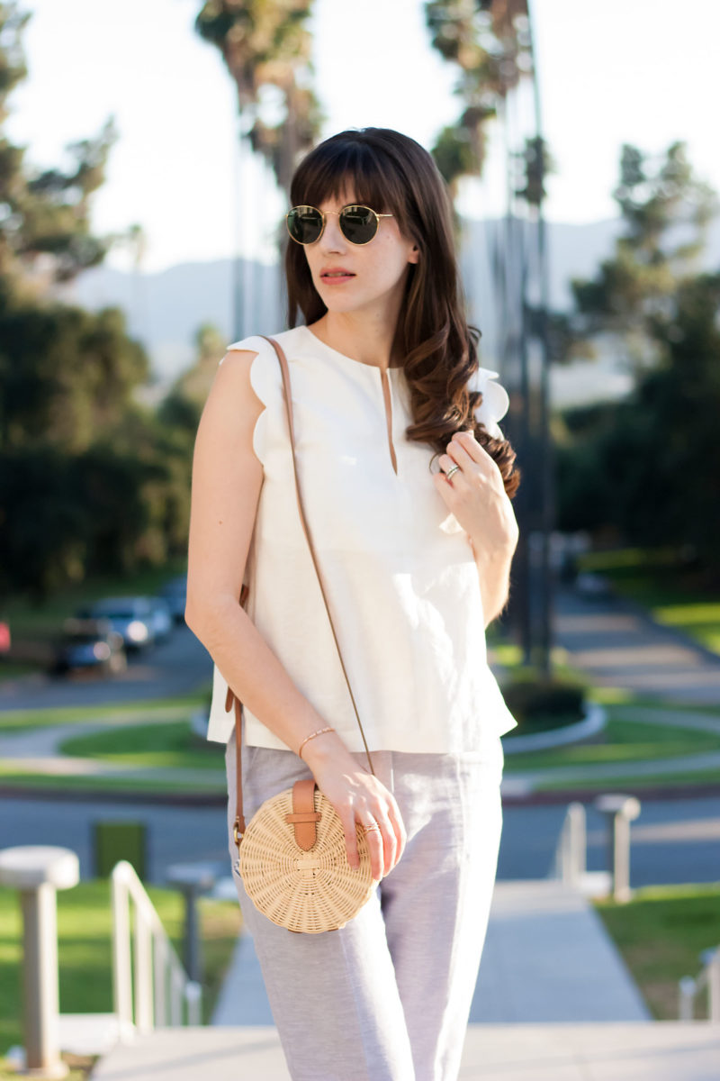 Los Angeles Minimalist Blogger wearing And Other Stories Outfit