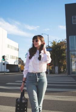 California Blogger Street Style Photography