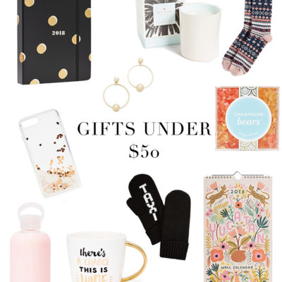 Gifts Under $50 + Shopbop Sale!