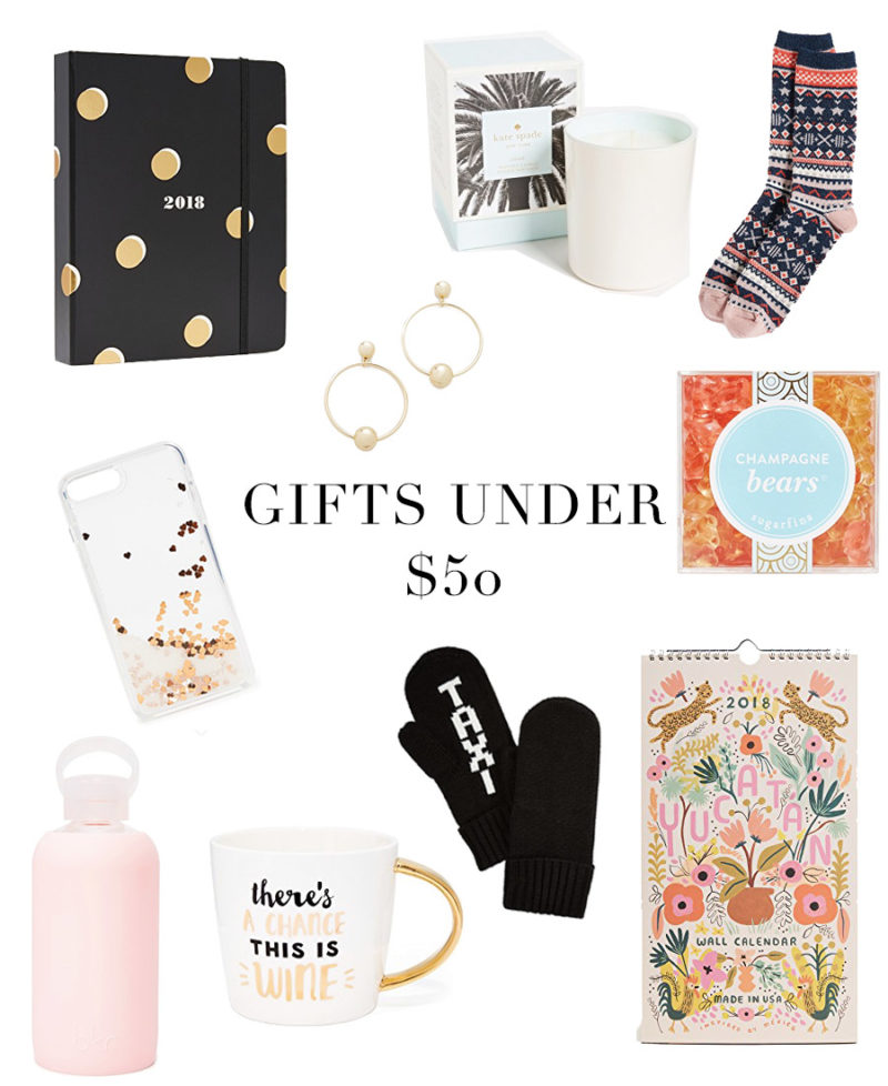 Shopbop Gifts Under $50