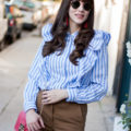 California Blogger wearing Who What Wear Collection from Target and Furla Metropolis Bag