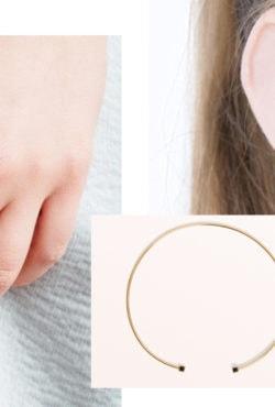 Aurate minimalist jewelry designs