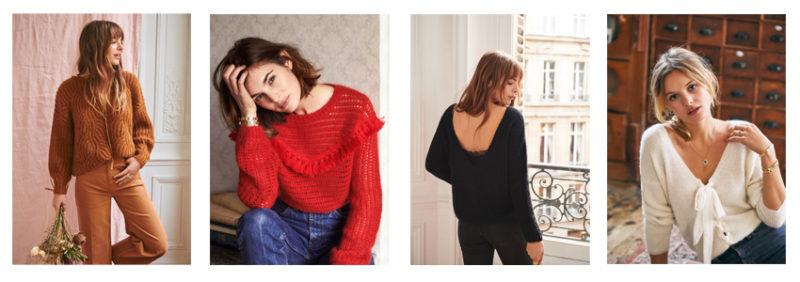 Sezane Sweaters