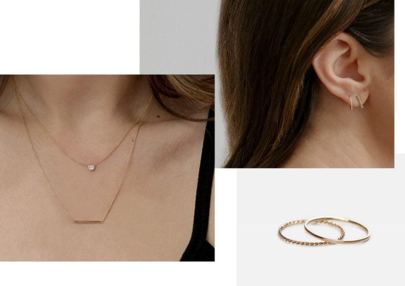 Vrai and Oro Jewelry