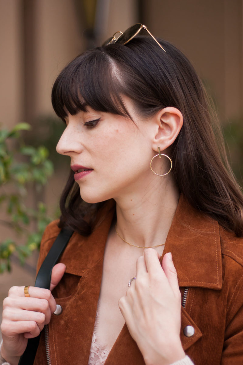 Modern fine jewelry on Style Blogger