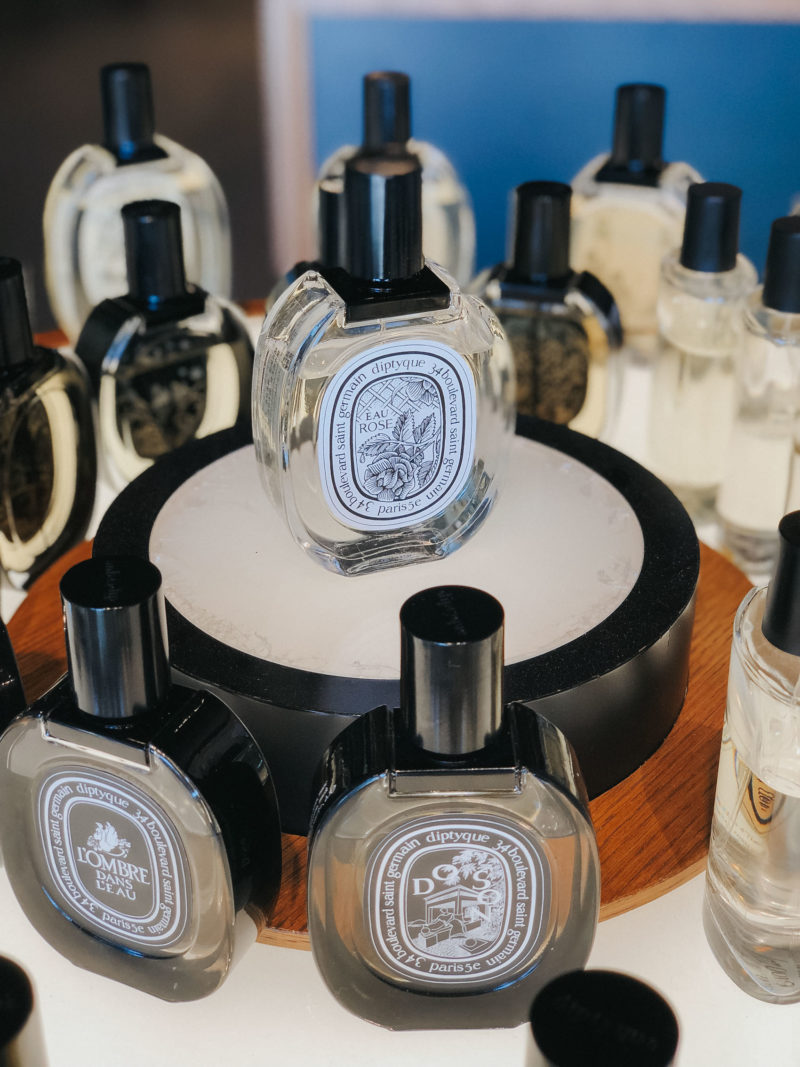Collection of Diptyque Fragrances