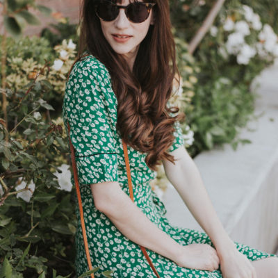 How to Style a Wrap Dress for Summer + Nordstrom GIVEAWAY!