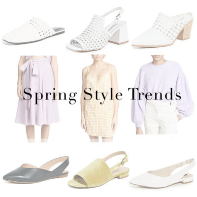 2018 Spring Style Trends + Shopbop Sale