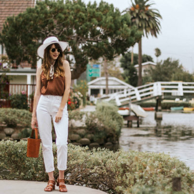 A Blogger Meet Up in Venice California