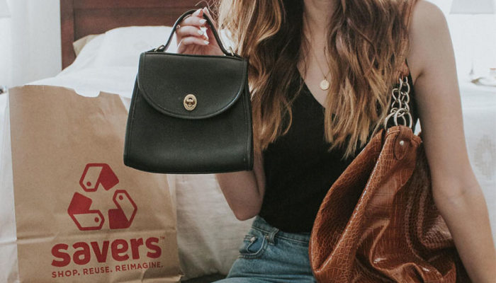 Fall Fashion Finds at Savers + Giveaway!