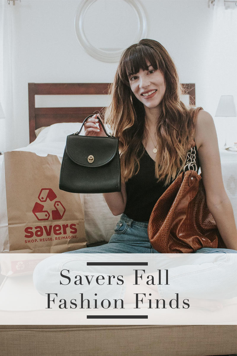Affordable Fall Fashion Finds at Savers