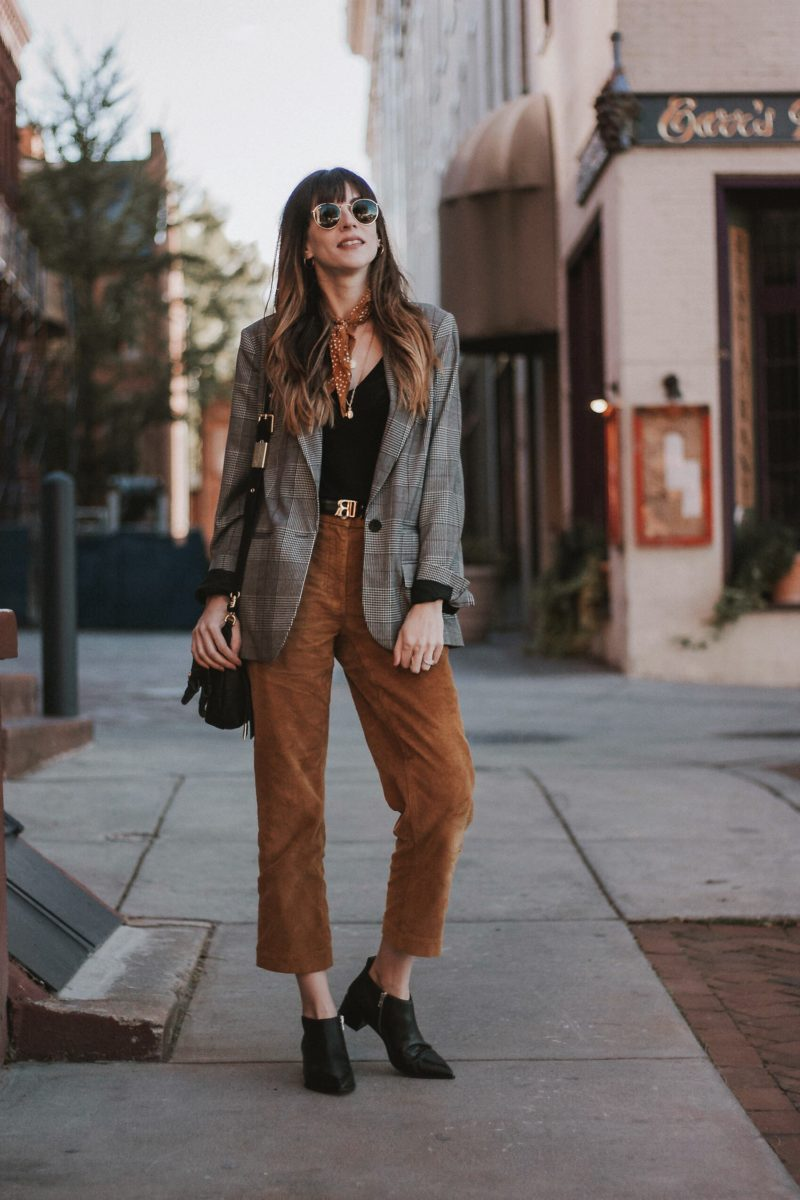 Ethical Fashion Outfit, Everlane Pants and Boots