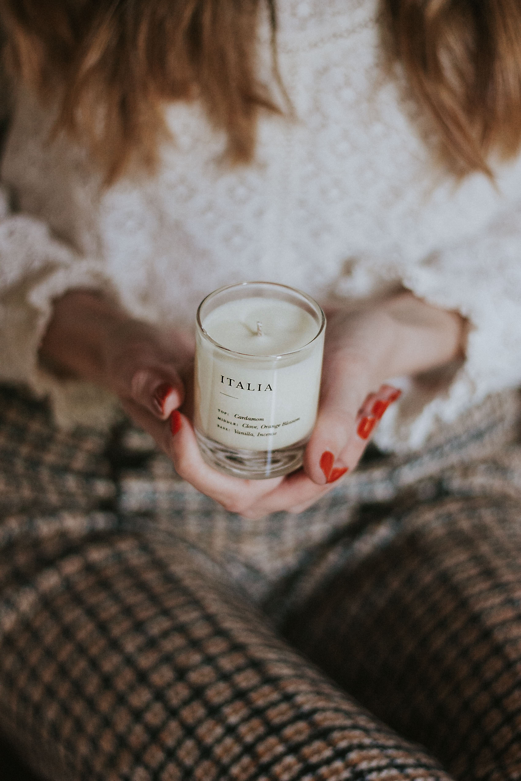 How to Hygge: Light a Candle