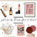 Gifts for the French Girl at Heart, Gifts for Her, Holiday Gift Guide