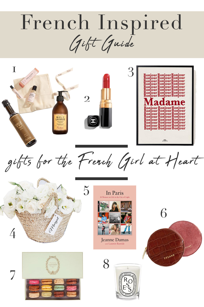 Gifts for the French Girl at Heart