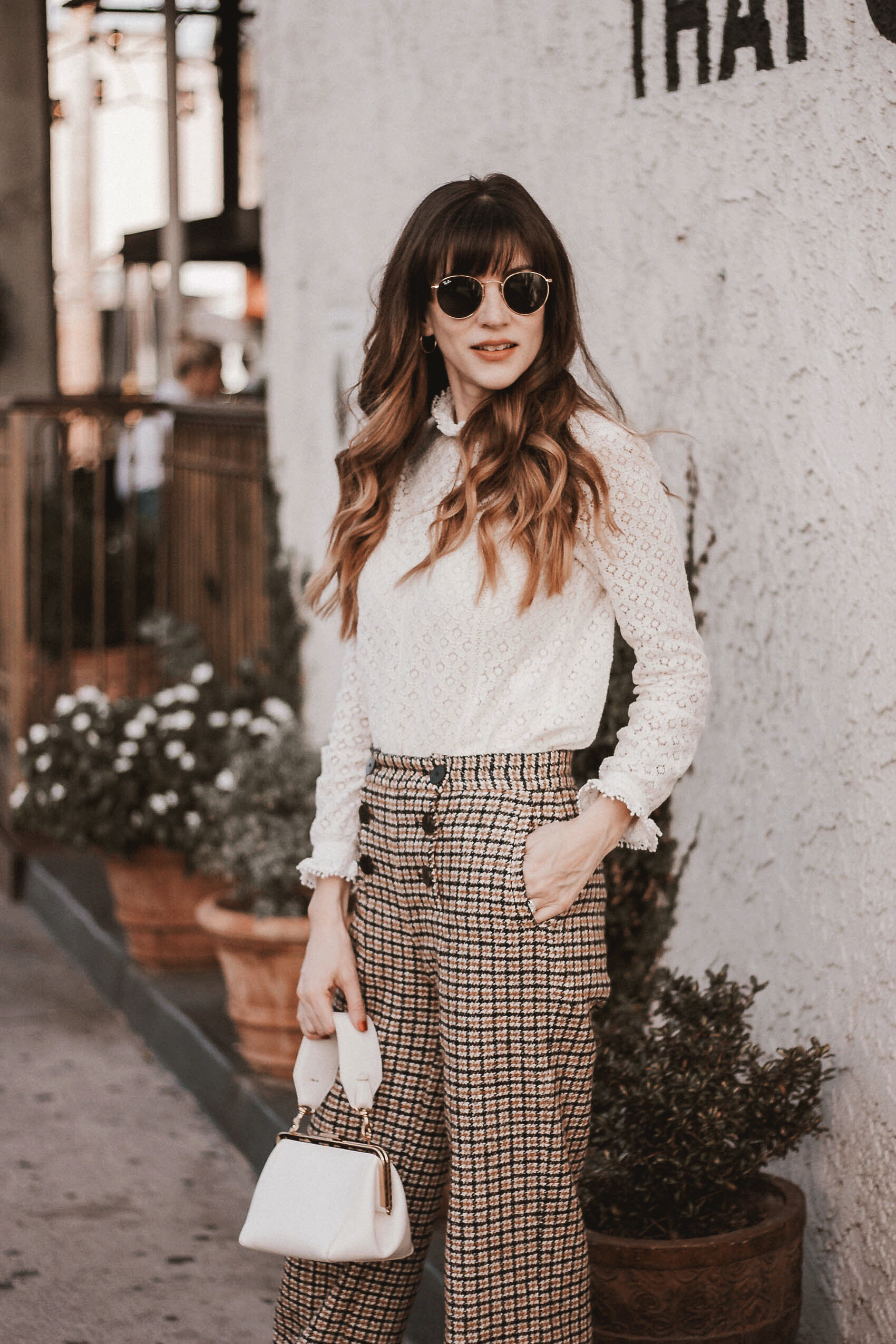 French Inspired Fall Outfit from Sezane