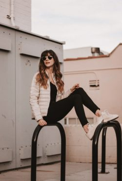Sustainable Sneakers from Reebok on Los Angeles Fashion Blogger