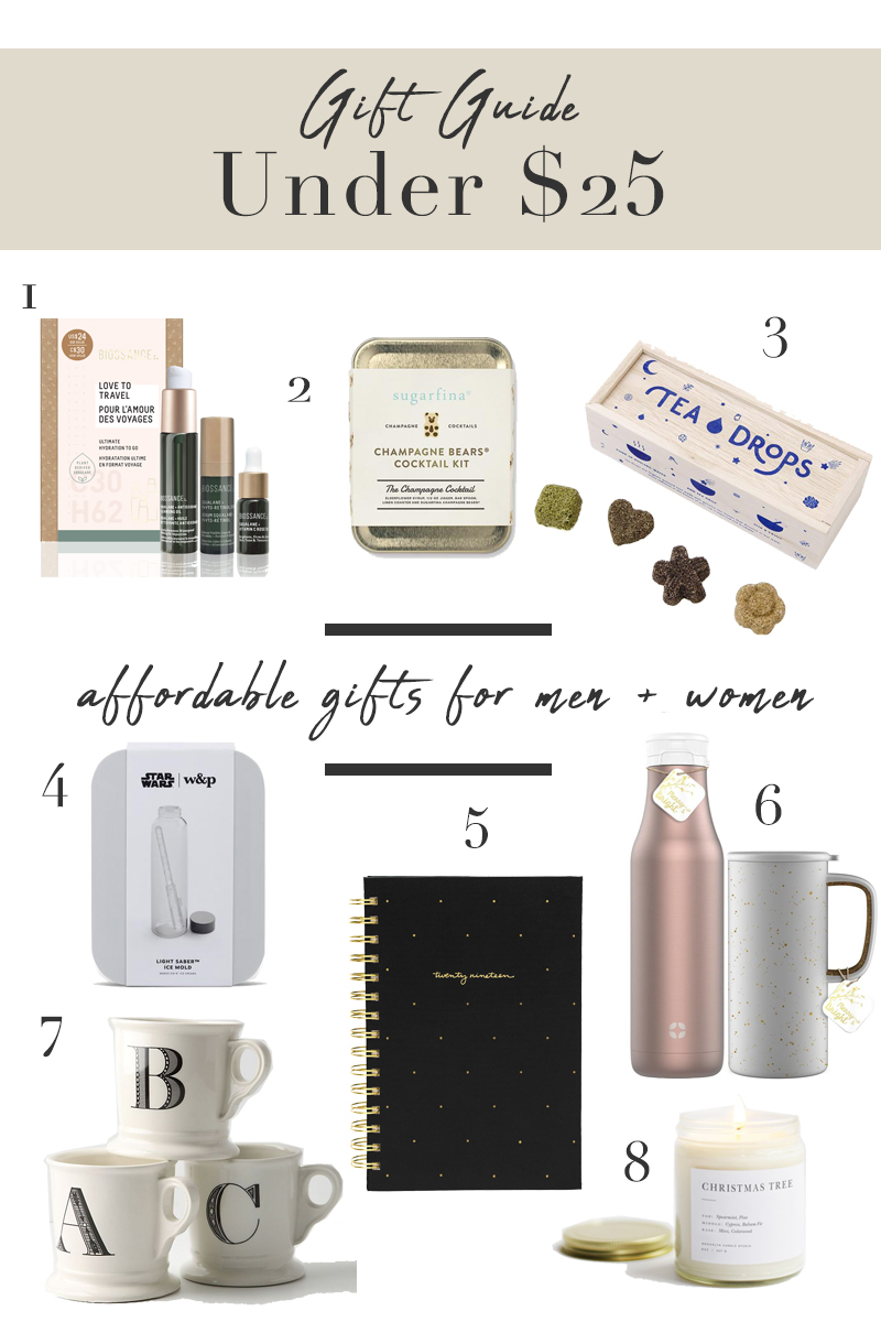 Gifts Under 25 For Men And Women