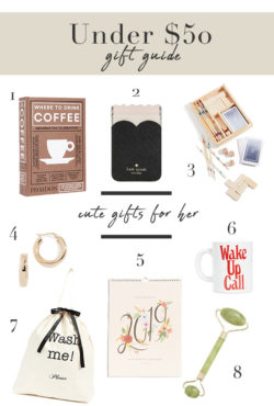 Gifts under $50, Shopbop sale, Gifts for her