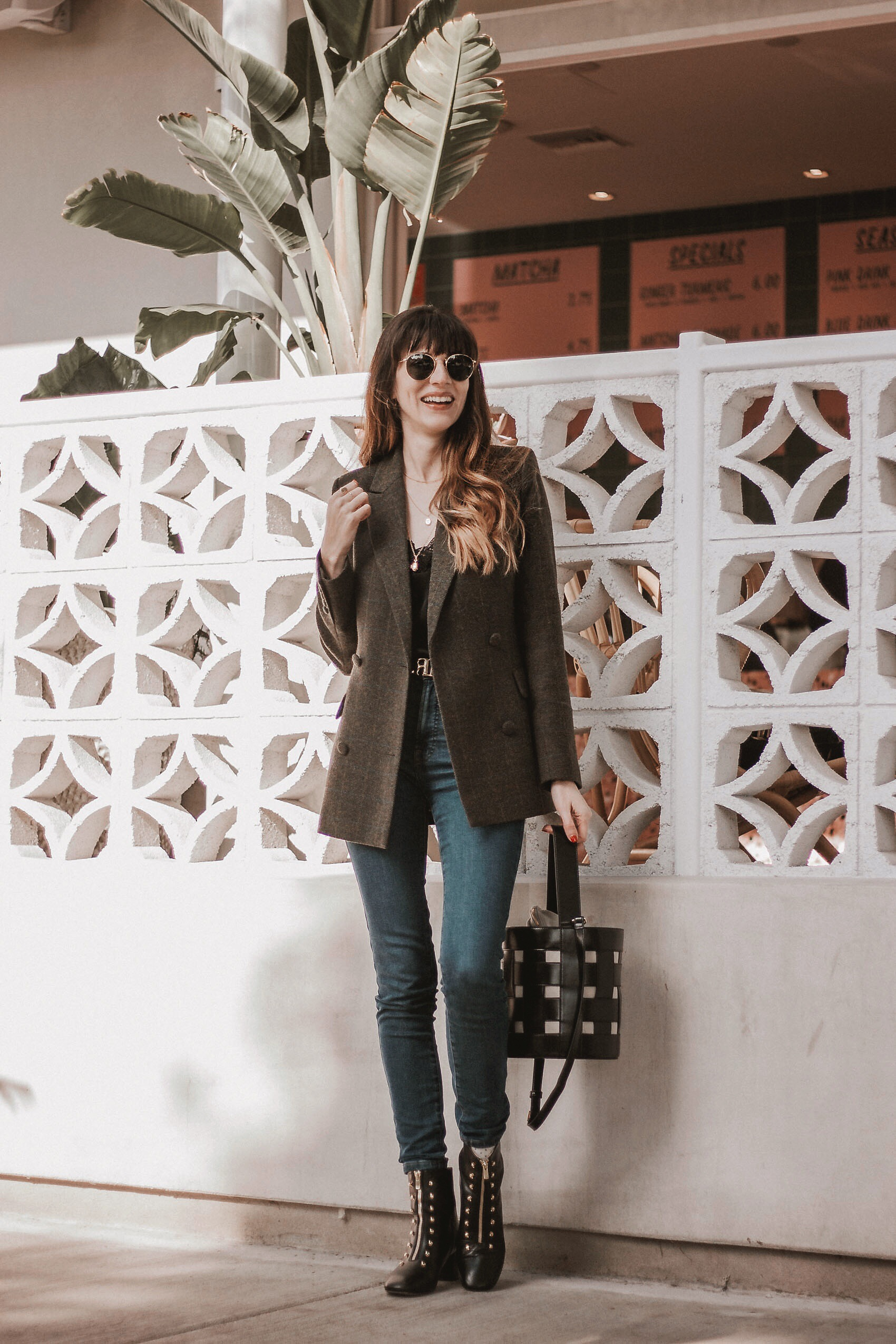 Ethical Fashion Brands: Everlane, Frank and Oak, Los Angeles Blogger Jeans and a Teacup, Cha Cha Matcha West Hollywood