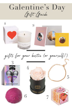 Galentine's Day Gift Guide, Gifts for Her