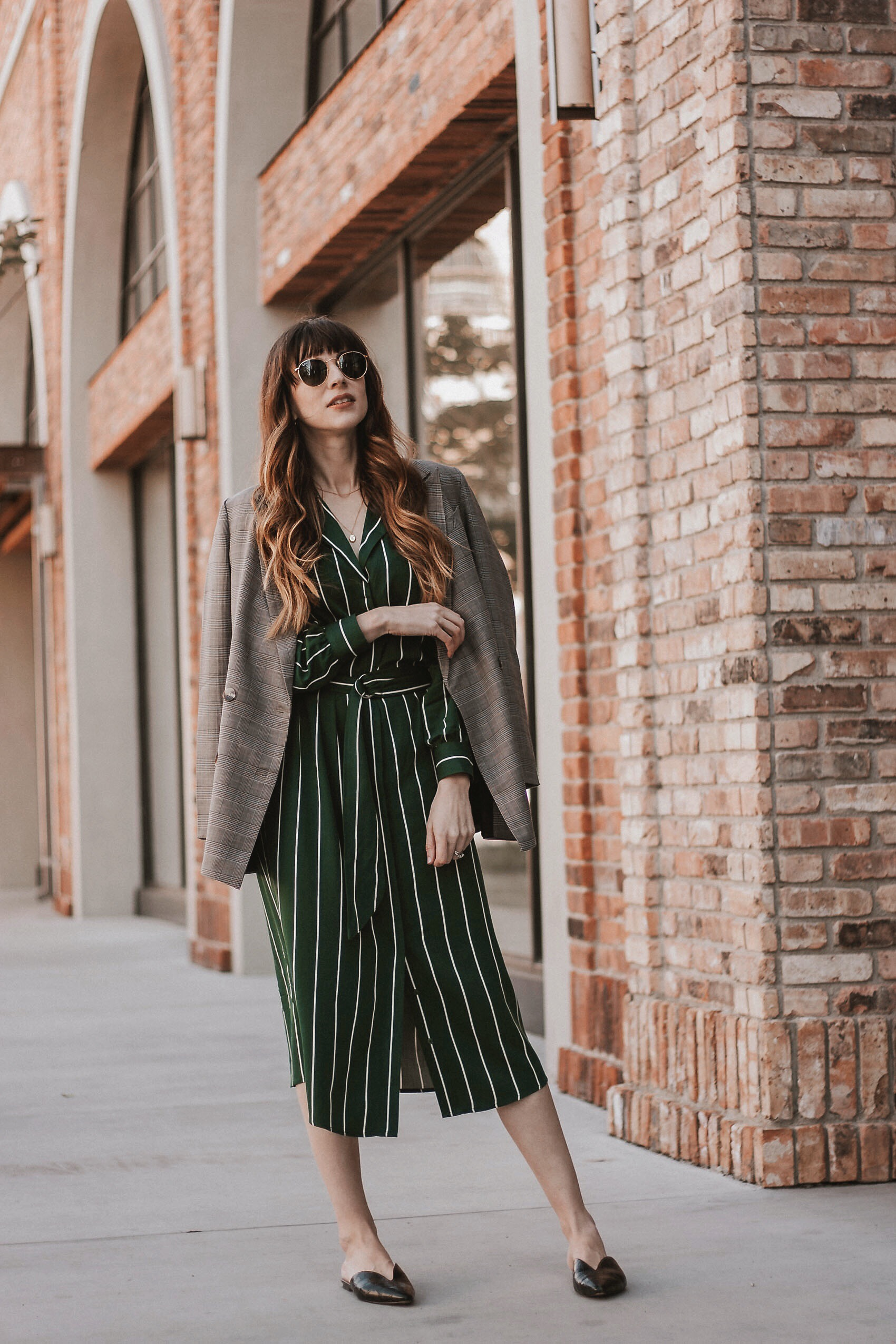 How to Style a Shirtdress 3 Ways