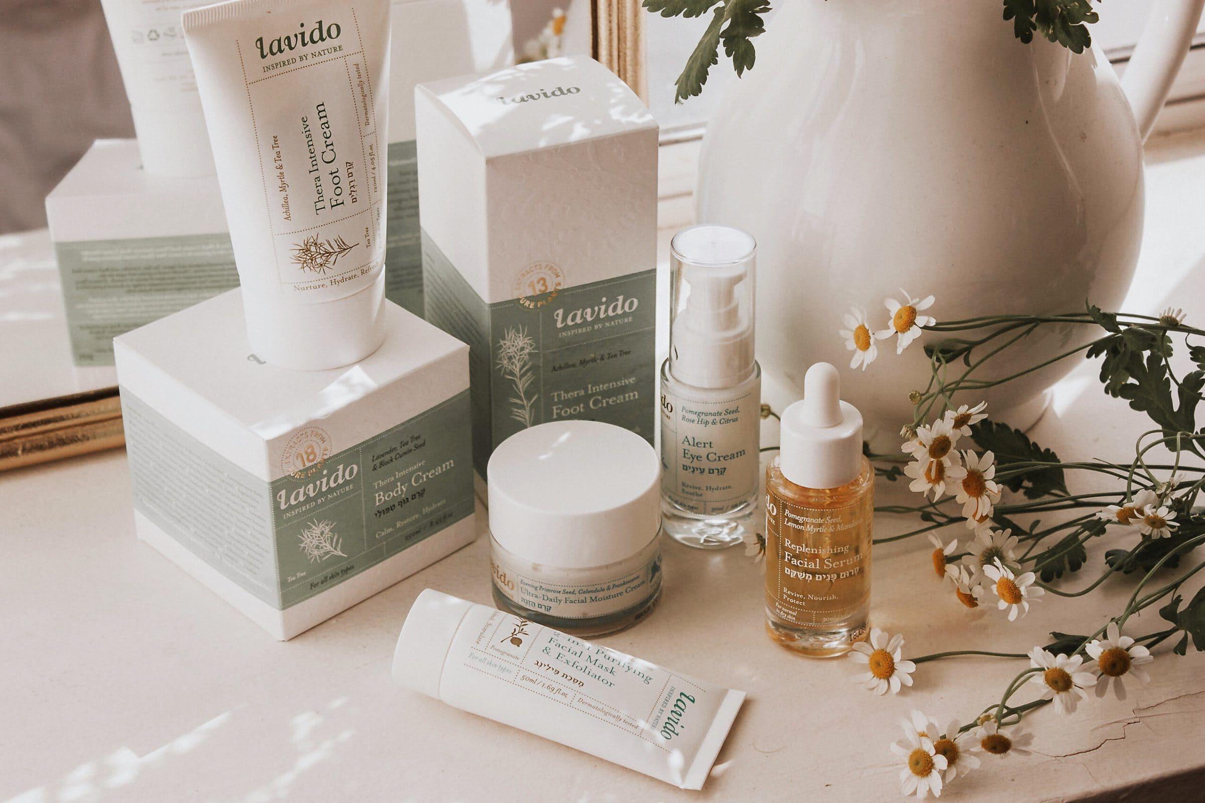 Lavido Natural Skincare Brand