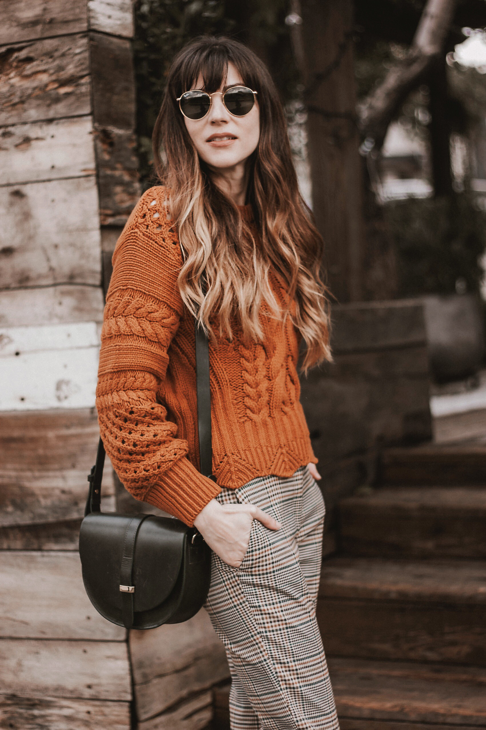 401ffd64a5 ... California Style Blogger wearing  Other Stories Cropped Sweater and  Sezane ...