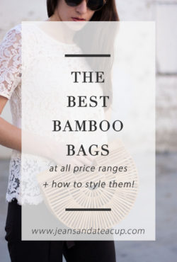 The best bamboo bags at all price ranges and how to style them