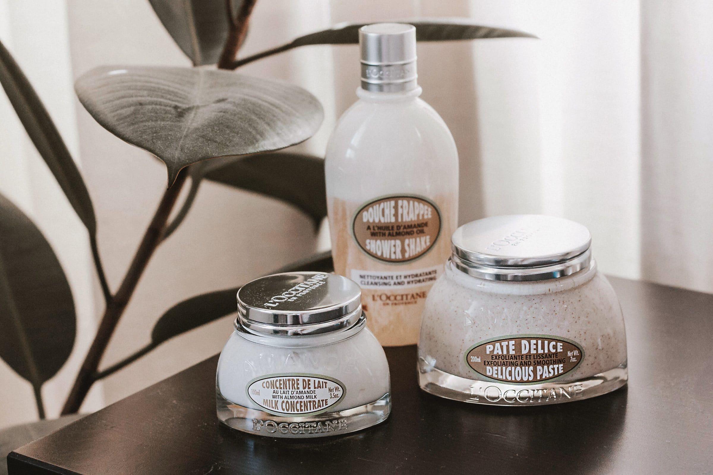 L'Occitane Body Products