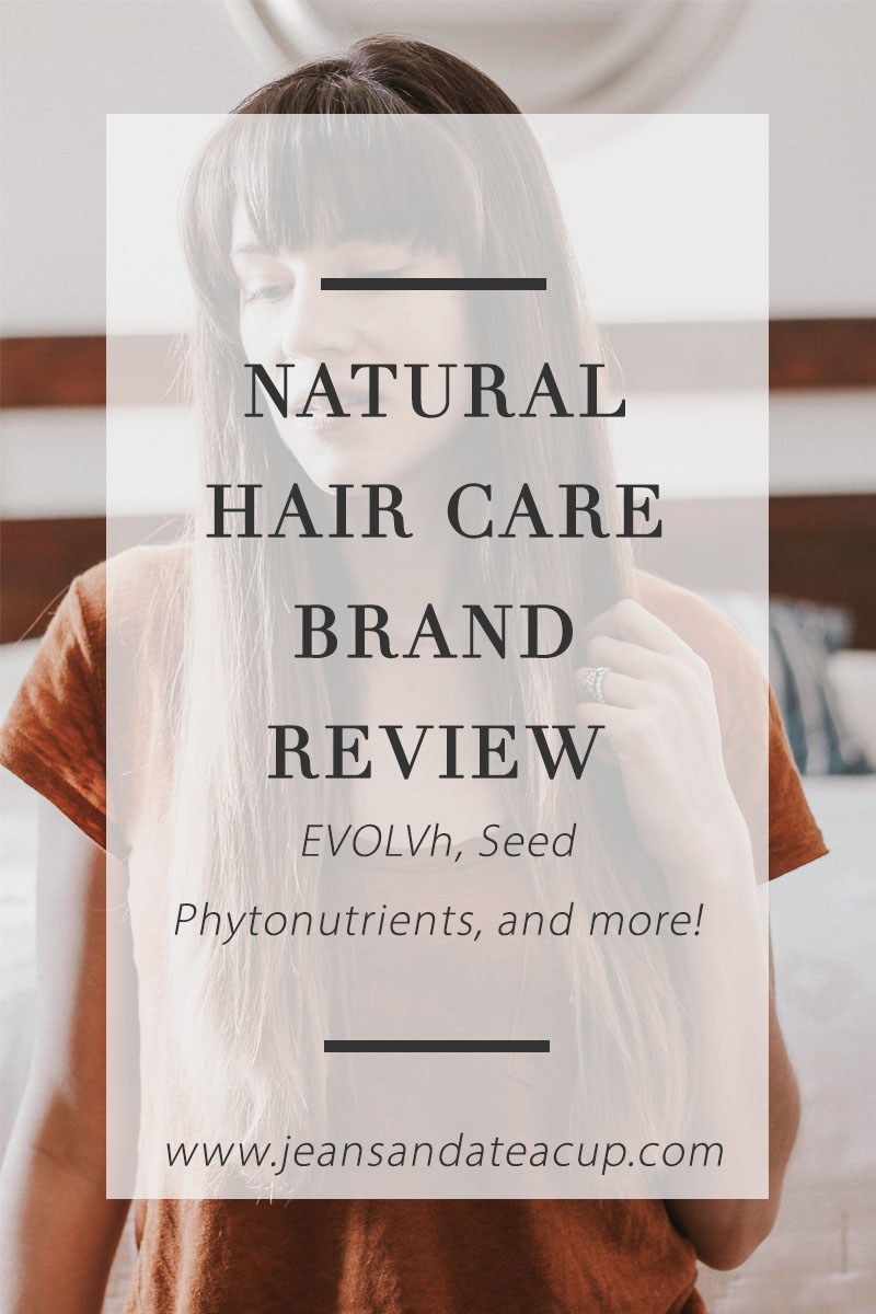 Natural Hair Care Brand Review
