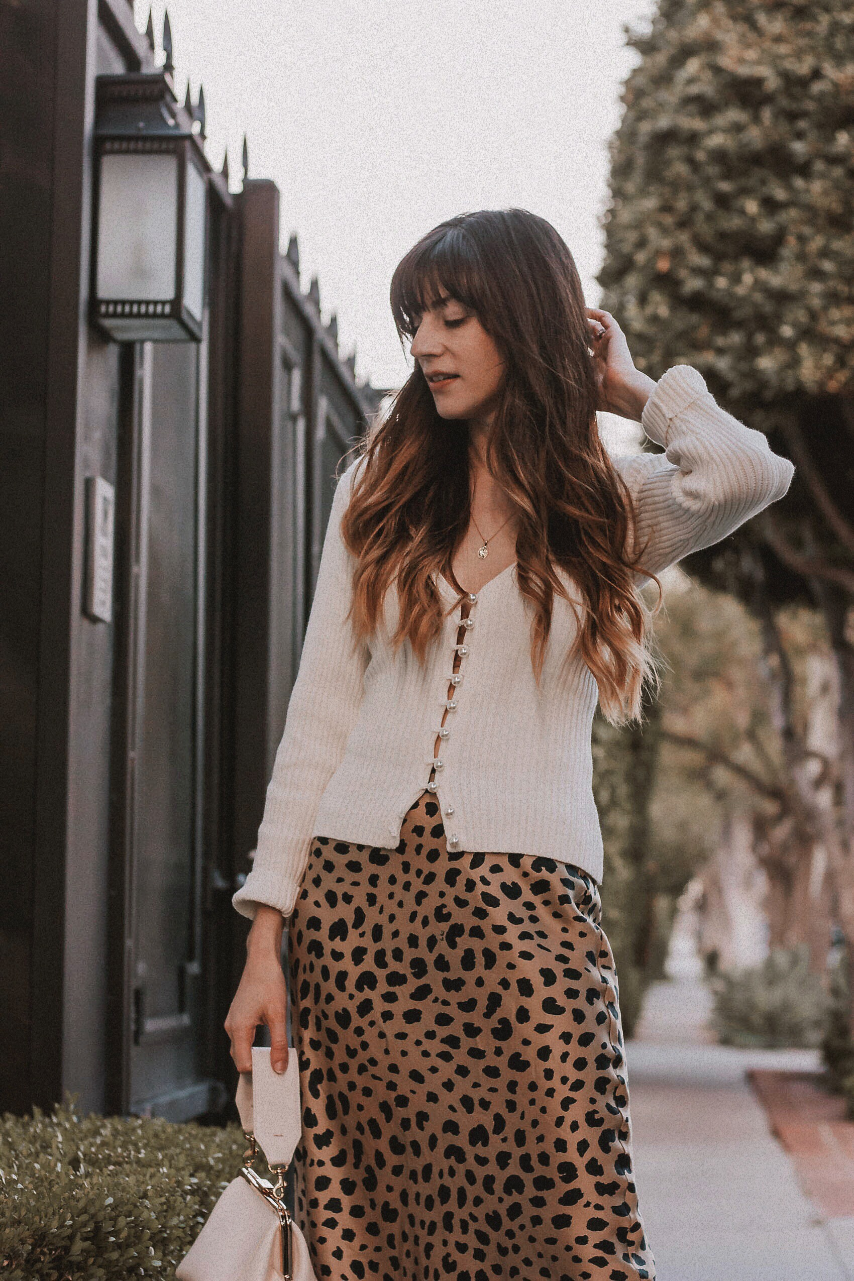 French Inspired Date Night Outfit on Los Angeles Fashion Blogger