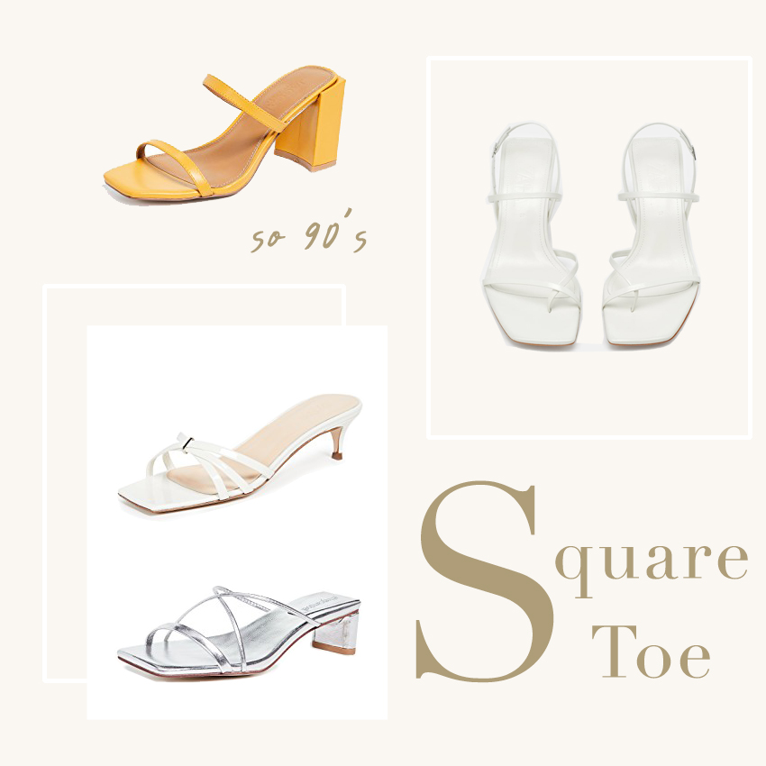 Spring Shoe Trends Shopbop Sale Jeans And A Teacup